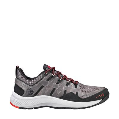 Mens FlyRoam Trail Low Leather Sneakers