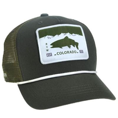 Colorado License Plate 5-Panel Hat