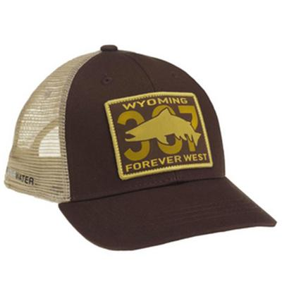 Wyoming 307 Patch Hat