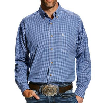 Mens Eagan Long Sleeve Performance Shirt