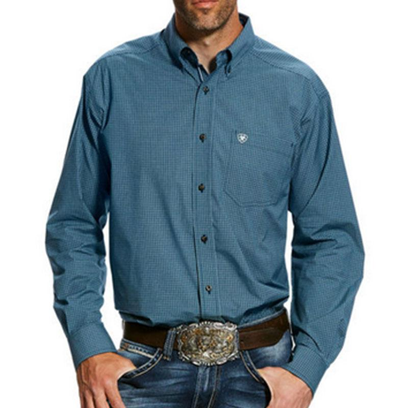 Men's Hallaway Long Sleeve Performance Shirt