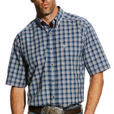 Men's Harold Short Sleeve Performance Shirt