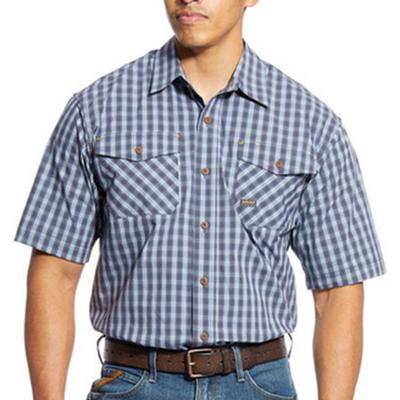 Men's Rebar Made Tough DuraStretch Work Shirt