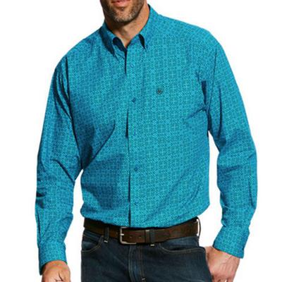 Men's Fennessey Long Sleeve Print Shirt