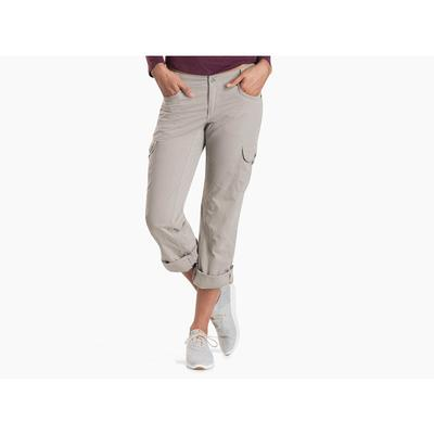 Women's Slash Roll Up Pants