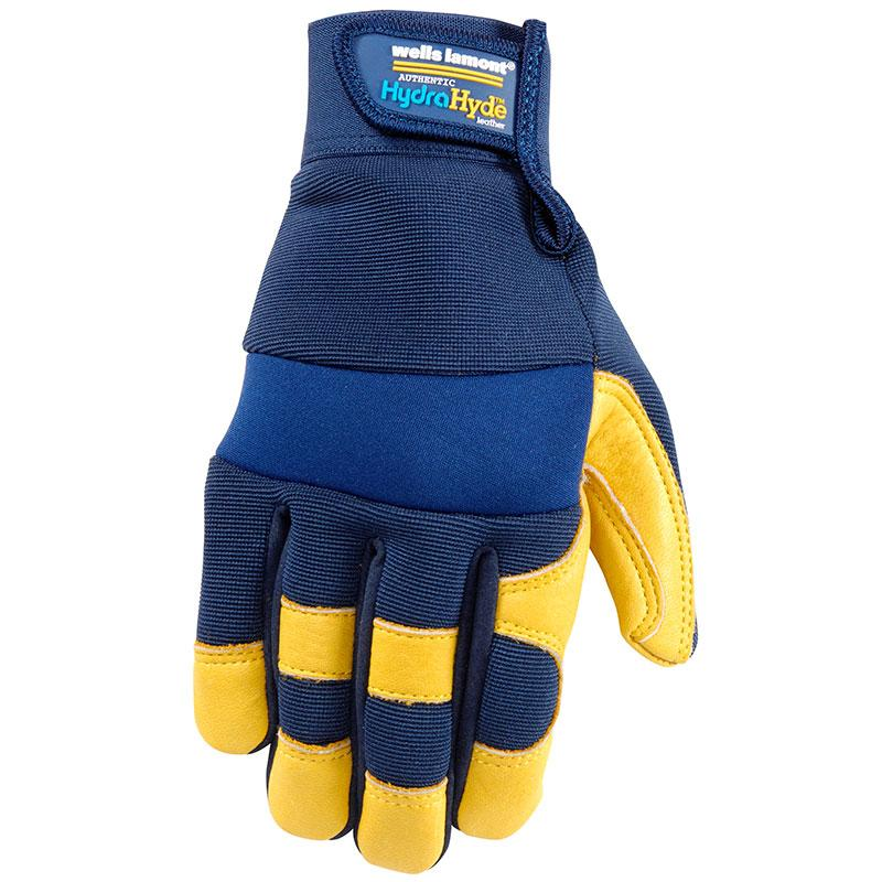 Hydrahyde ® Grain Cowhide Gloves With Comfort Closure ™