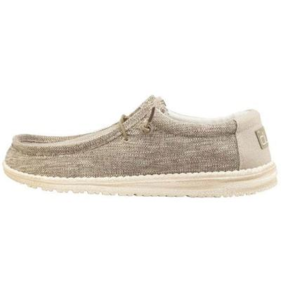 Mens Wally Woven Casual Shoe