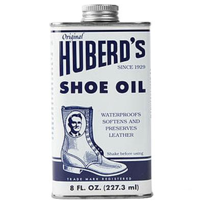 Shoe Oil - 8 oz