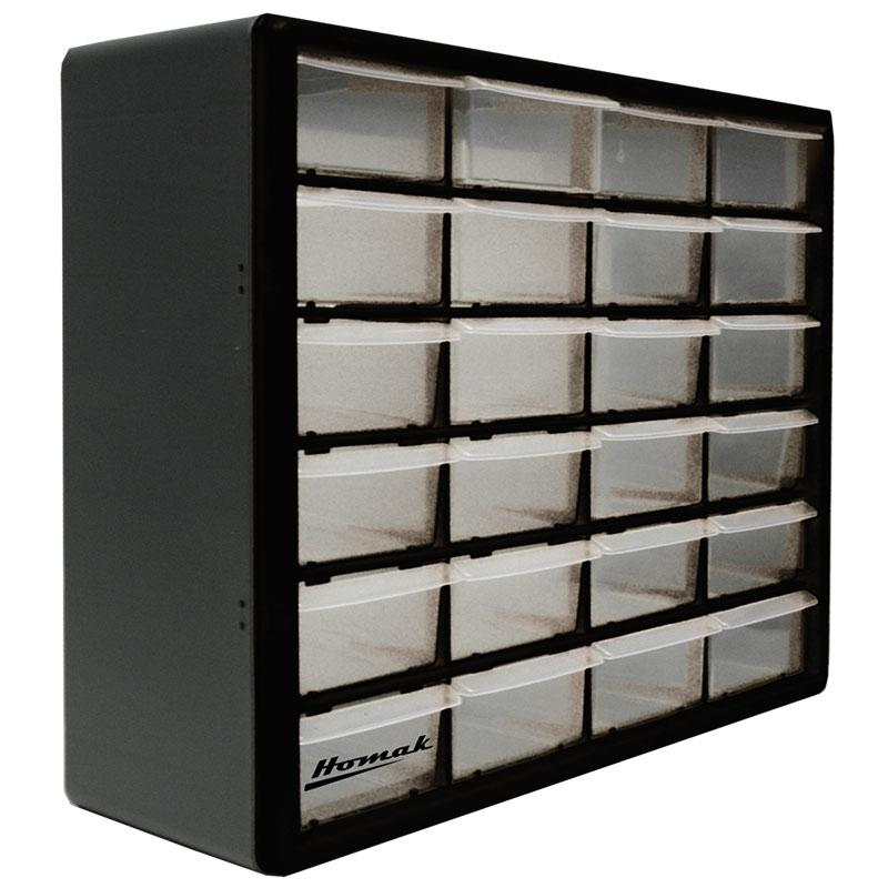 24 Drawer Parts Organizer With Drawers