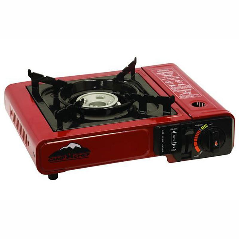 One- Burner Butane Stove
