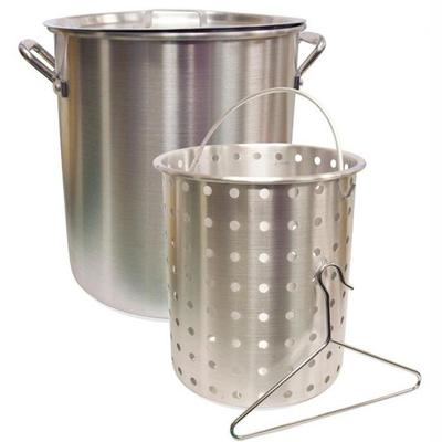 24 Quart Aluminum Cooker Pot