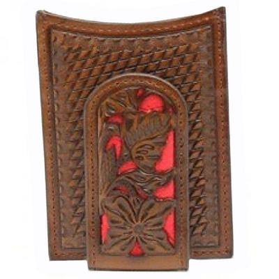 Nocona Leather Money Clip