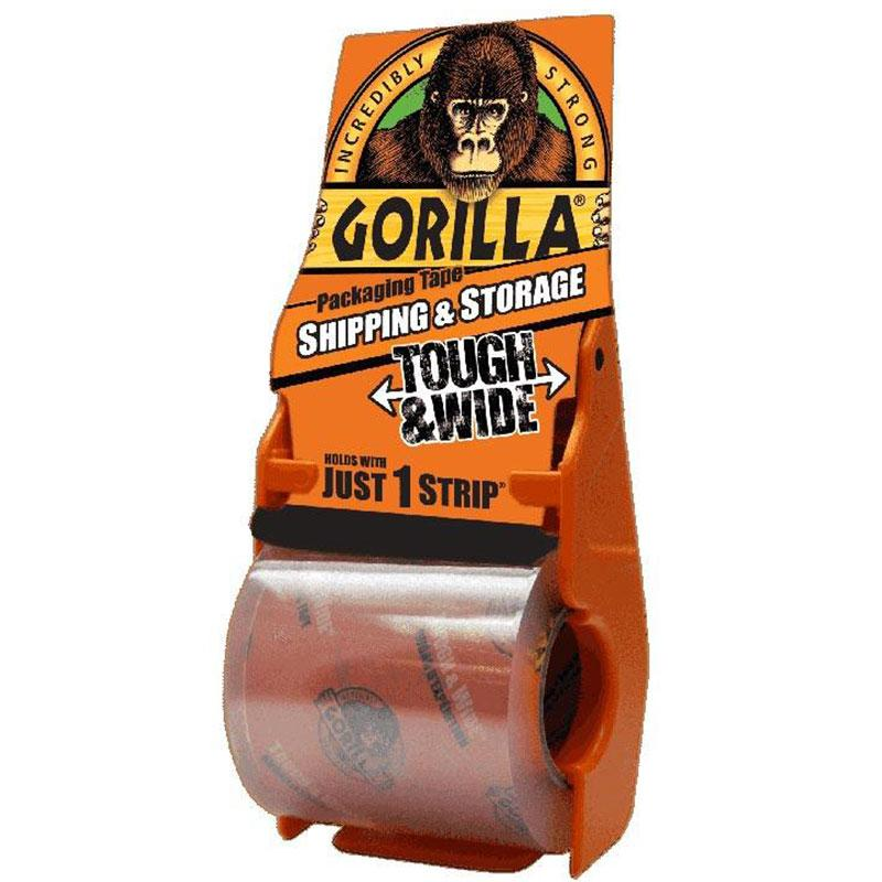 Gorilla Clear Shipping Tape