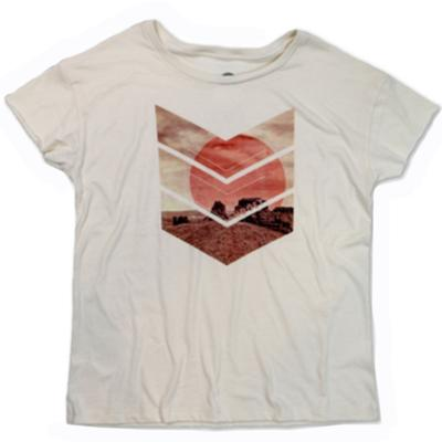 Women's Arrowhead Tee Shirt
