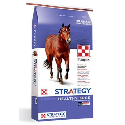 Strategy Healthy Edge 50lb - Textured