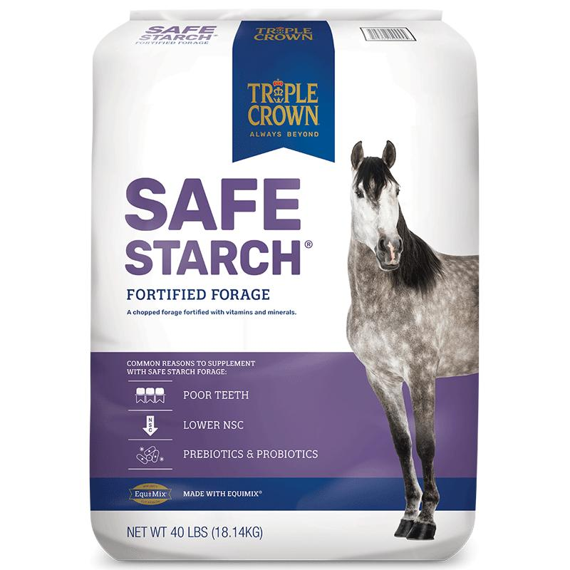 Safe Starch Horse Feed