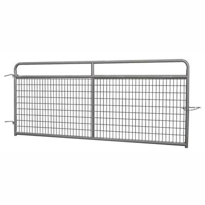 Wire Filled Utility Gate