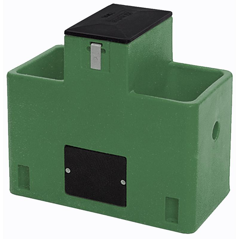 Lilspring 2900 Double Waterer