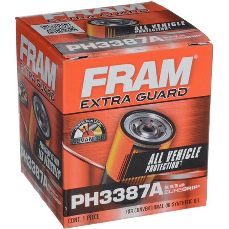 Extra Guard Spin- On Oil Filter Ph3387a