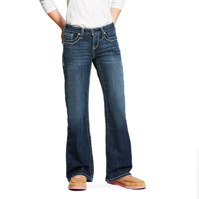 Girls' REAL Entwined Boot Cut Jean