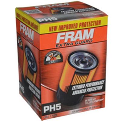 EXTRA GUARD Spin-on Oil Filter PH5