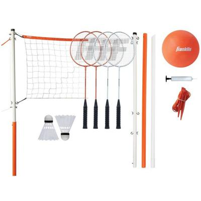 Volleyball And Badminton Set