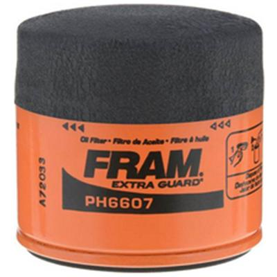EXTRA GUARD Spin-on Oil Filter PH6607
