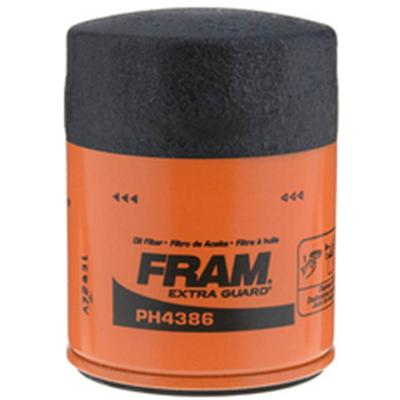 EXTRA GUARD Spin-on Oil Filter PH4386