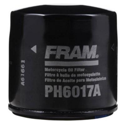 Motorcycle Full-Flow Spin-on Oil Filter PH6017A