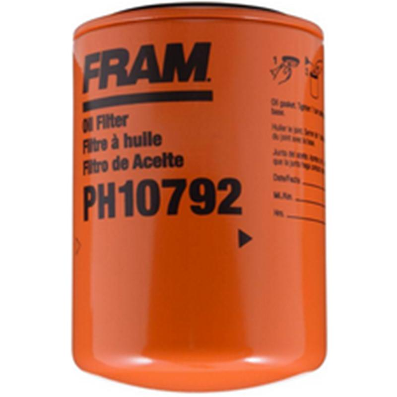 Spin- On Oil Filter Ph10792