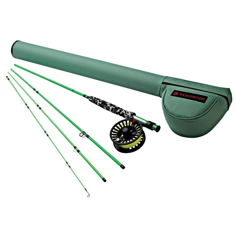Youth Minnow Combo Fly Rod