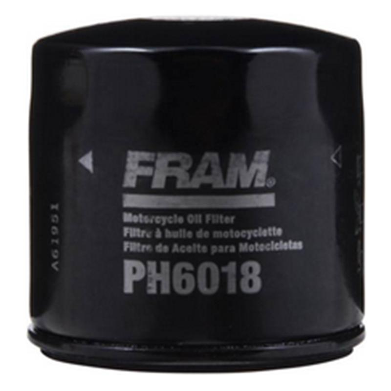 Motorcycle Full- Flow Spin- On Oil Filter Ph6018