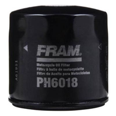 Motorcycle Full-Flow Spin-on Oil Filter PH6018