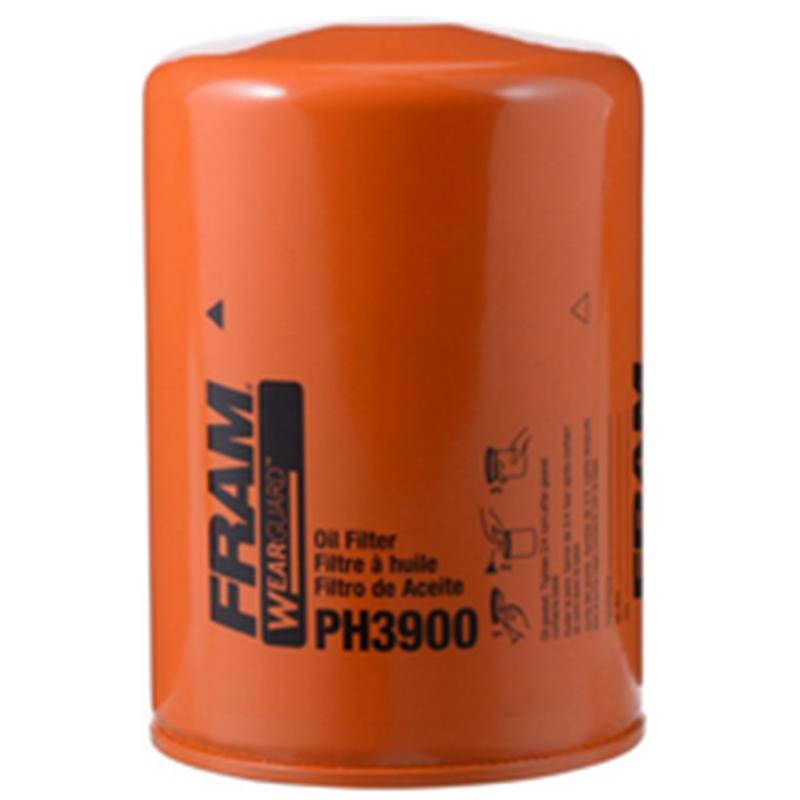 Wearguard Hd Spin- On Oil Filter Ph3900