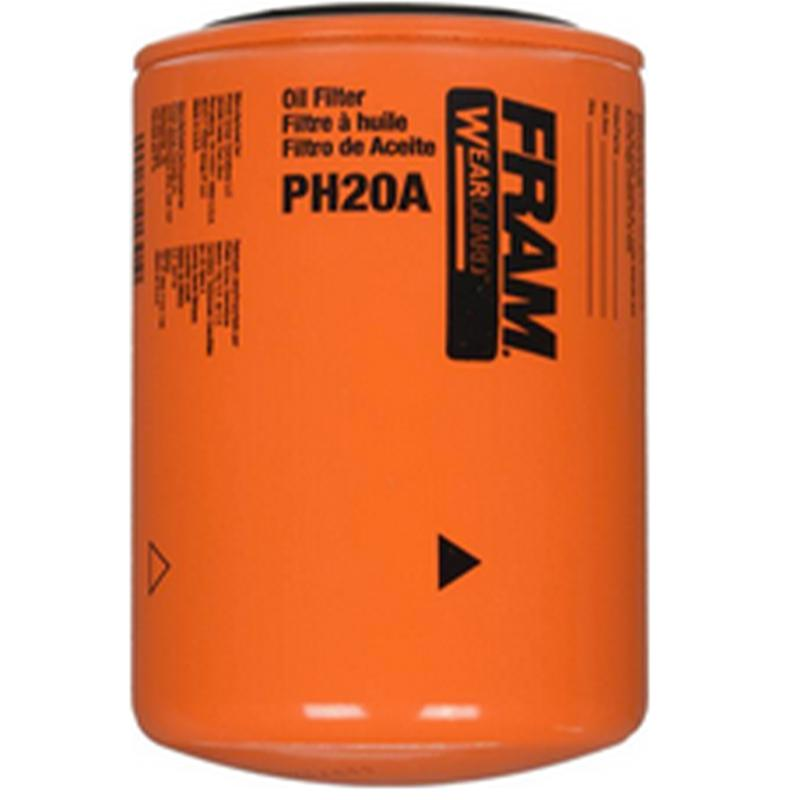 Wearguard Hd Spin- On Oil Filter Ph20a