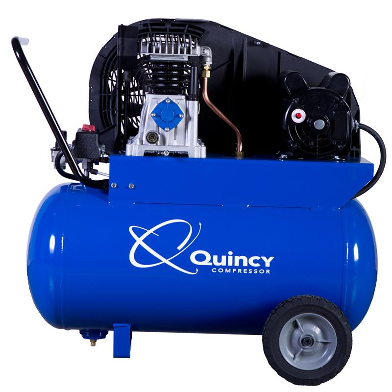 Single Stage Horizontal 20 Gal Air Compressor