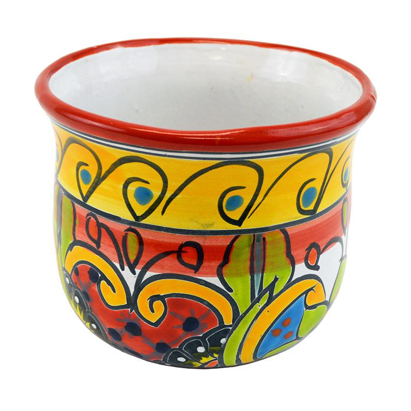 Italian Talavera Planter
