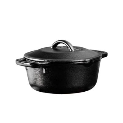 Serving Pot with cover 2 qt