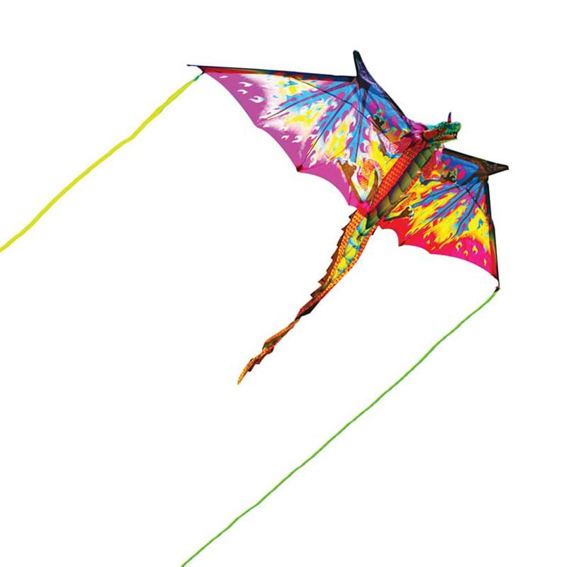 Dragon Kite - Assorted Colors