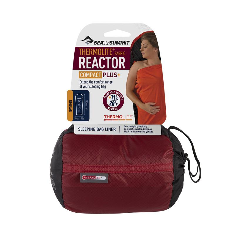 Thermolite Reactor Compact Plus Liner (Adds Up To 20 ° F)