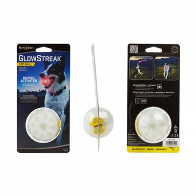 GlowStreak™ LED Ball