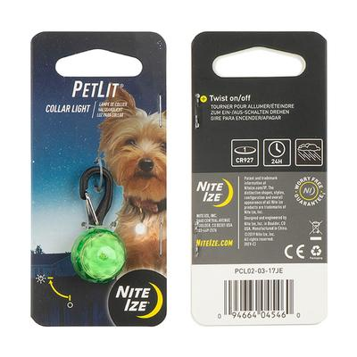 PetLit® Collar Light