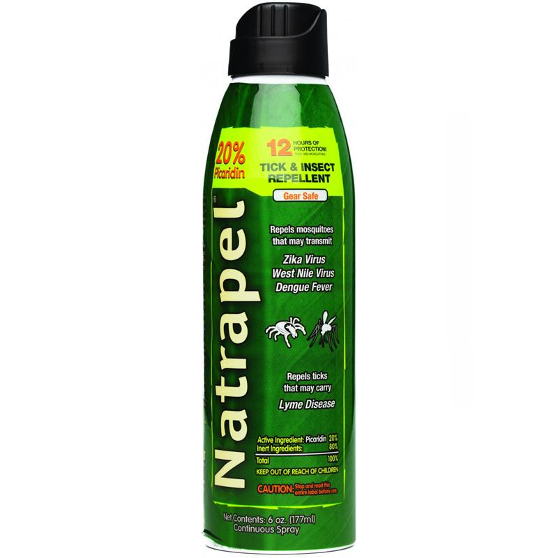 Natrapel ® 12- Hour 6 Oz.Continuous Spray