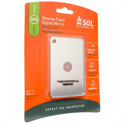 S.O.L. Rescue Flash® Mirror