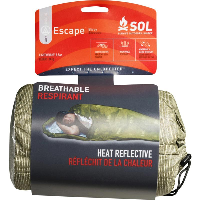 S.O.L.Escape ™ Bivvy Od Green