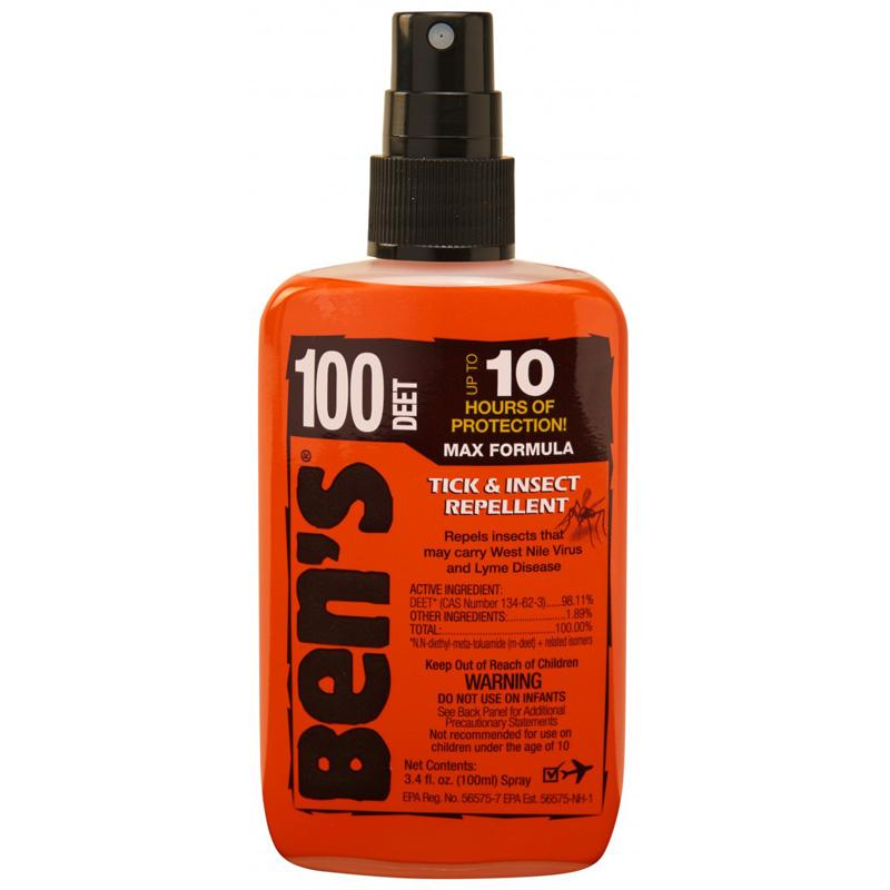 Ben's ® 100 Pump, 3.4 Oz Repellent