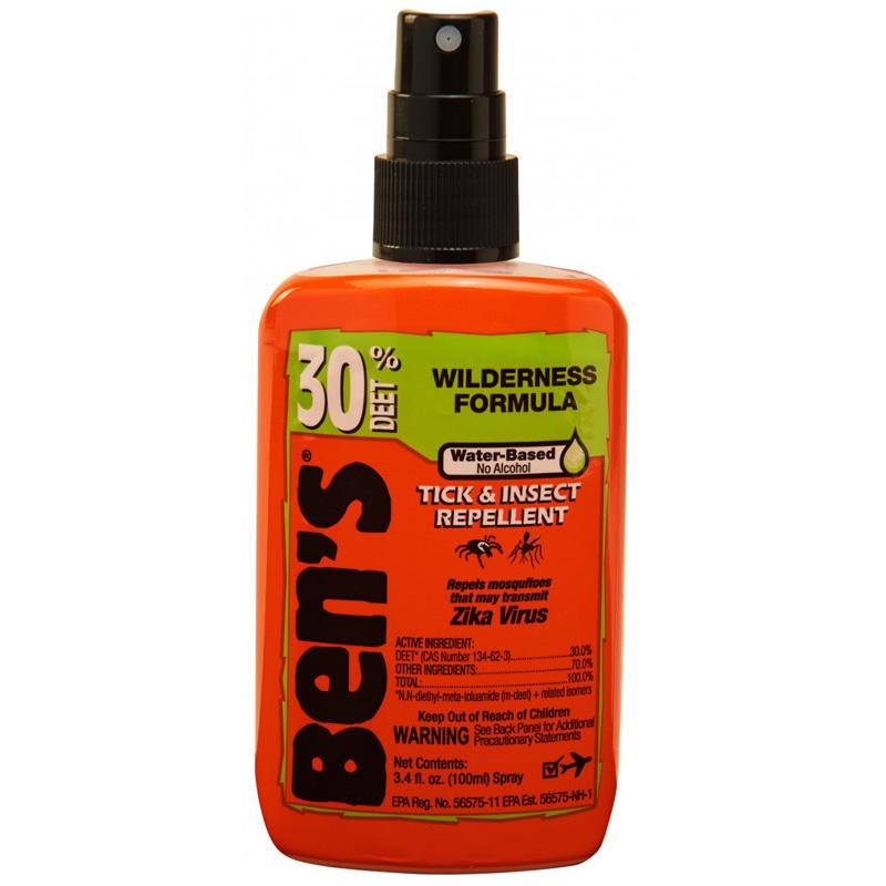 Ben's ® 30 Pump, 3.4 Oz Repellent