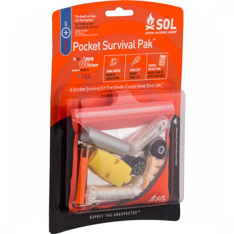 Pocket Survival Pak ™