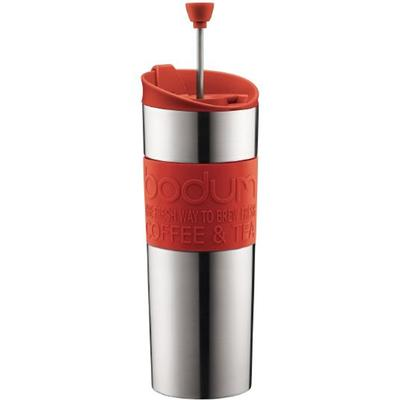 Travel Press Vacuum Coffee Maker