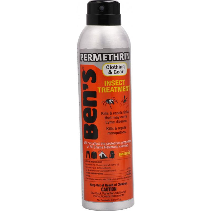 Ben's ® Clothing And Gear 6oz Continuous Spray